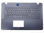 Клавиатура с панелью для Asus X451MA-1A (90NB0491-R30190, MP-13K83SU-9203) BLACK RU